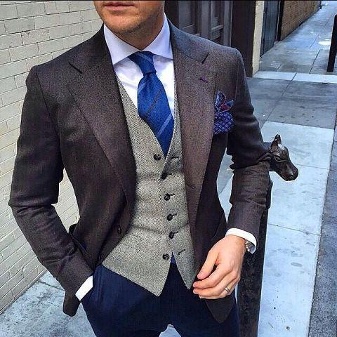 Как стильно одеваться мужчине