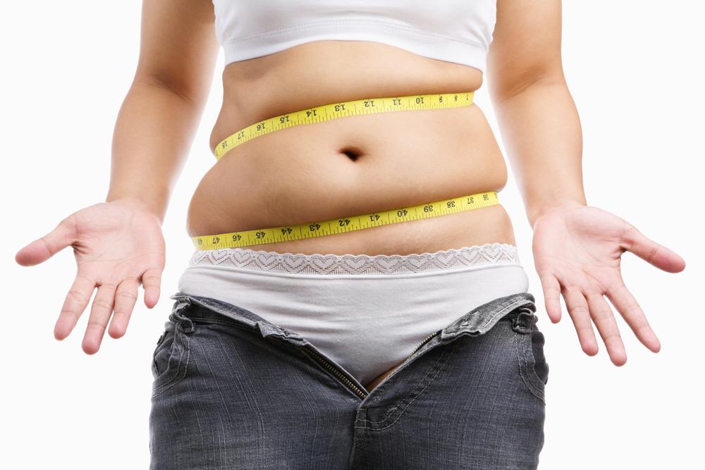 Как сделать с жирного живота