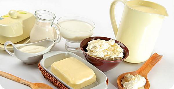 Здоровое питание, кисломолочные продукты
