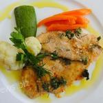 Филе курицы в лимоне - пошаговый рецепт с фото