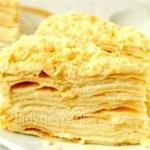 Торт Наполеон - самый вкусный рецепт с фото