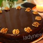 Ореховый пирог Мишка — вкус из детства