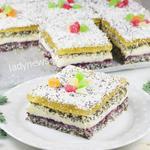Самый вкусный торт Маковая леди, рецепт с фото
