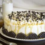 """Бюджетный торт """"Снежинка"""". Из простых продуктов. Очень удачный и вкусный!"""