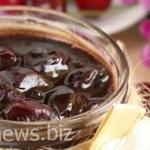 Варенье «Вишня в шоколаде» — фантастическое сочетание вкусов