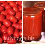 Рецепт нежного и вкусного кетчупа