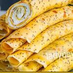 Маковые блины с лимонным ароматом — безумно вкусный десерт