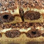 Торт Аврора — оригинальный и интересный рецепт вкусной выпечки