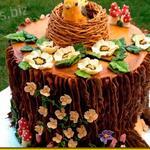 Торт Трухлявый Пень — просто объедение!