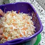 Классическая квашеная капуста — хрустящая до весны