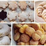 Печенье на смальце — хрупкое и очень вкусное. Три рецепта, проверенные годами