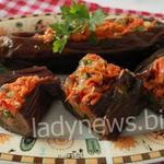 Квашеные баклажаны фаршированные — вкусная закуска