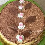Нежный торт Рыжик — простой рецепт в приготовлении