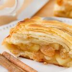 Австрийский яблочный штрудель — потрясающий рецепт