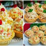 Тарталетки (корзиночки) — рецепт и варианты вкусных начинок