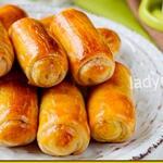 Хрустящие пирожки с капустой — вкусный рецепт для поста