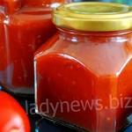 Проверенный рецепт домашнего кетчупа с яблоками