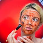 Маска пилинг, отбеливание,  моментальное омоложение кожи